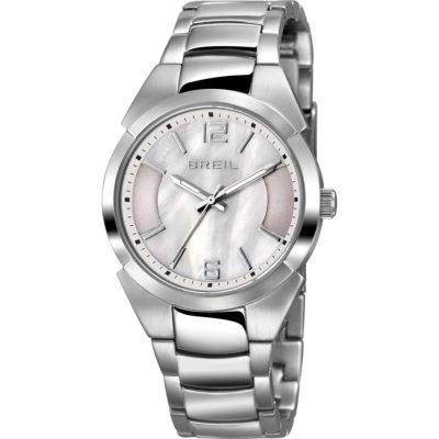 TW1398 Orologio Breil donna solotempo con cinturino in acciaio e quadrante silver e rosa - Orologi Valsusa