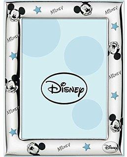Cornice Disney Valenti per bimbo, azzurro Topolino