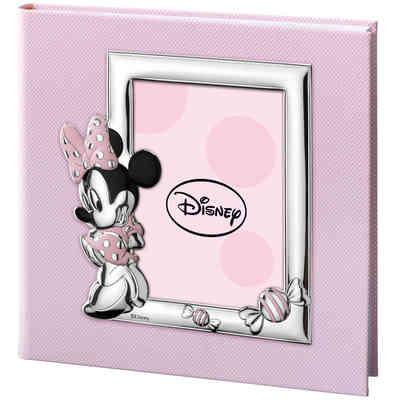 Album Disney rosa con Minnie