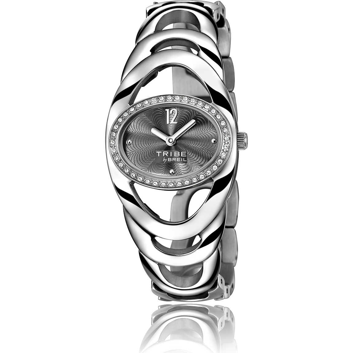 TW0887 orologio Breil solo tempo donna Saturn con swarovski - Orologi Valsusa