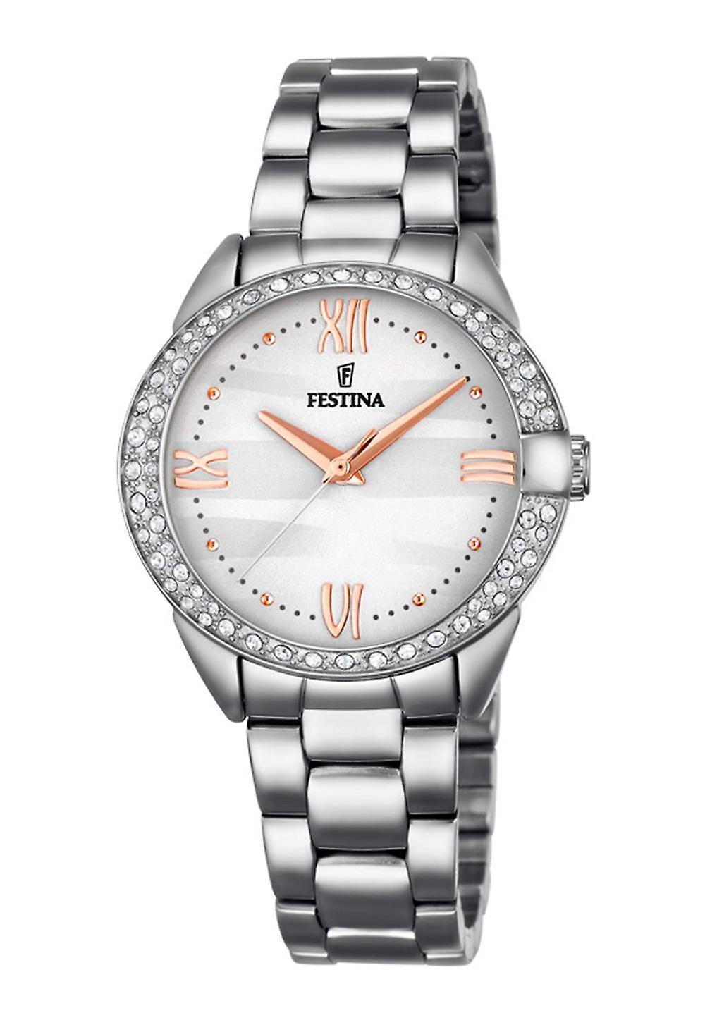 Orologio Festina da donna con cristalli