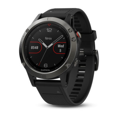 garmin fenix 5 orologio gps multisport smartwatch