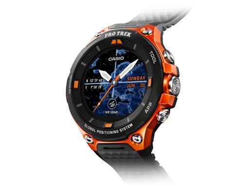 WSD-F20RG Orologio Pro trech smart watch outdoor watch Vals susa