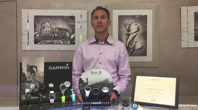 Recensioni su Garmin Fenix5, Fenix5S e Fenix5X