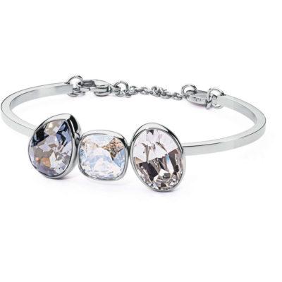 Bracciale Brosway donna Dafne in acciaio e cristalli Swarovski - Bracciali Torino