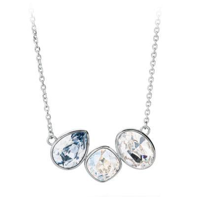Collana Brosway donna Dafne in acciaio e cristalli Swarovski - Collane Torino