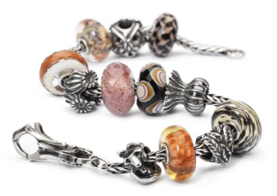Bracciale Viale d'autunno Trollbeads 2017