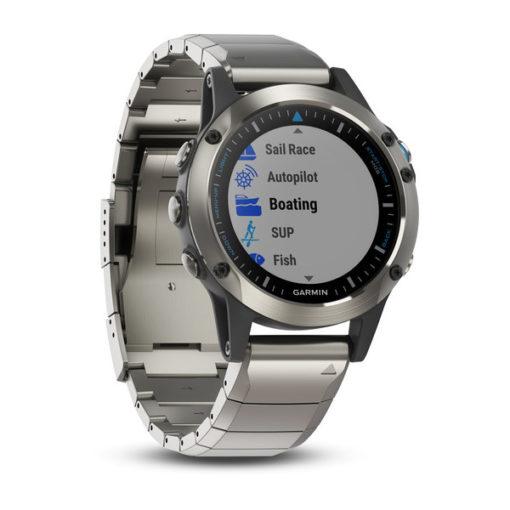 Orologio garmin Quatix 5 per navigazione 010-01688-42, k
