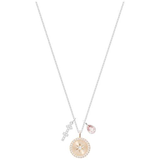 Collana Swarovski segno zoodiacale sagittario 5349221 gioielleria cuatto