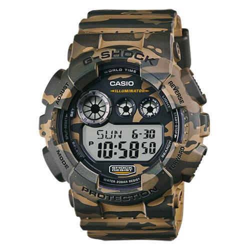Orologio casio mimetico G-shockGD-120CM-5ER