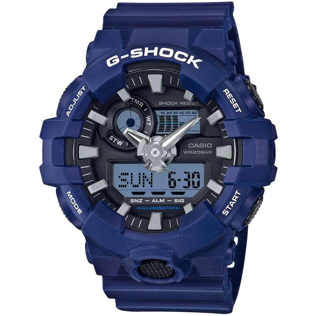 G-Shock GA-700-2AER torino e provincia