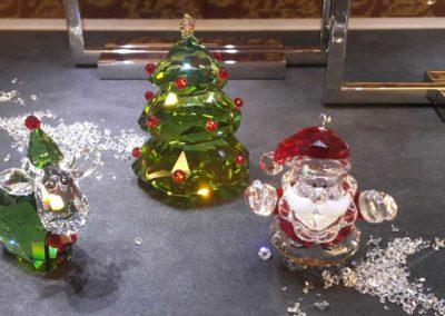 Swaroski Natale negozio