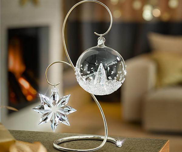 Display Per Decorazioni Di Natale Swarovski 1076800