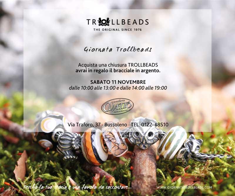 Giornata Trollbeads con Porta un Amico!