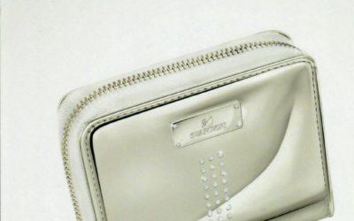 Portafoglio - wallet - esclusivo Swarovski in regalo