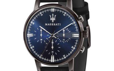 Orologio Maserati quadrante blu Eleganza Provincia di Torino