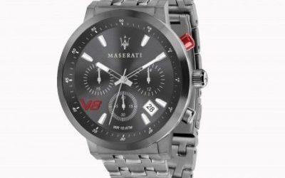 Nuova collezione orologi Maserati