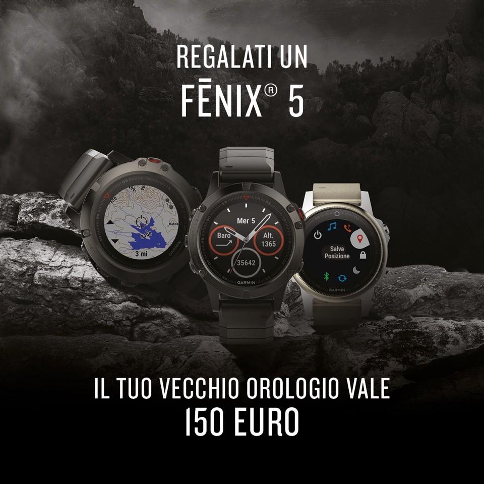 Promozione Garmin Fenix5 Fenix 5