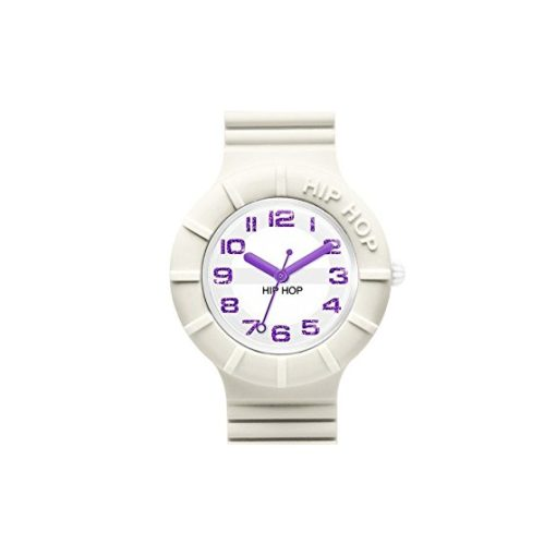 Orologi per bambini idee regalo: Hip Hop NUMERI bianco