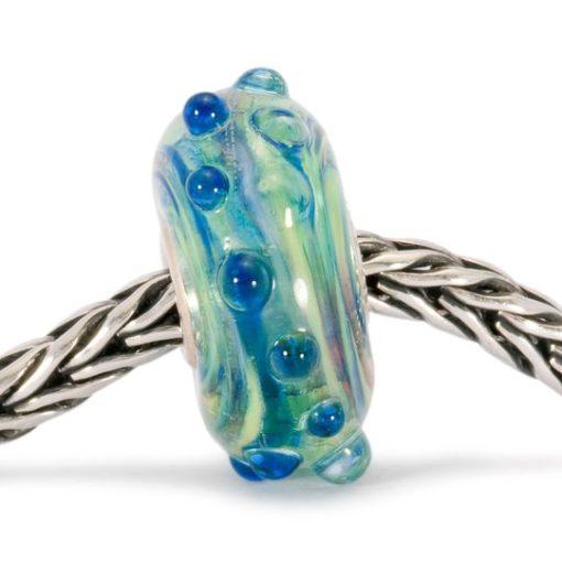 trollbeads beads in vetro sulla cresta dell'onda, regalo torino regalo
