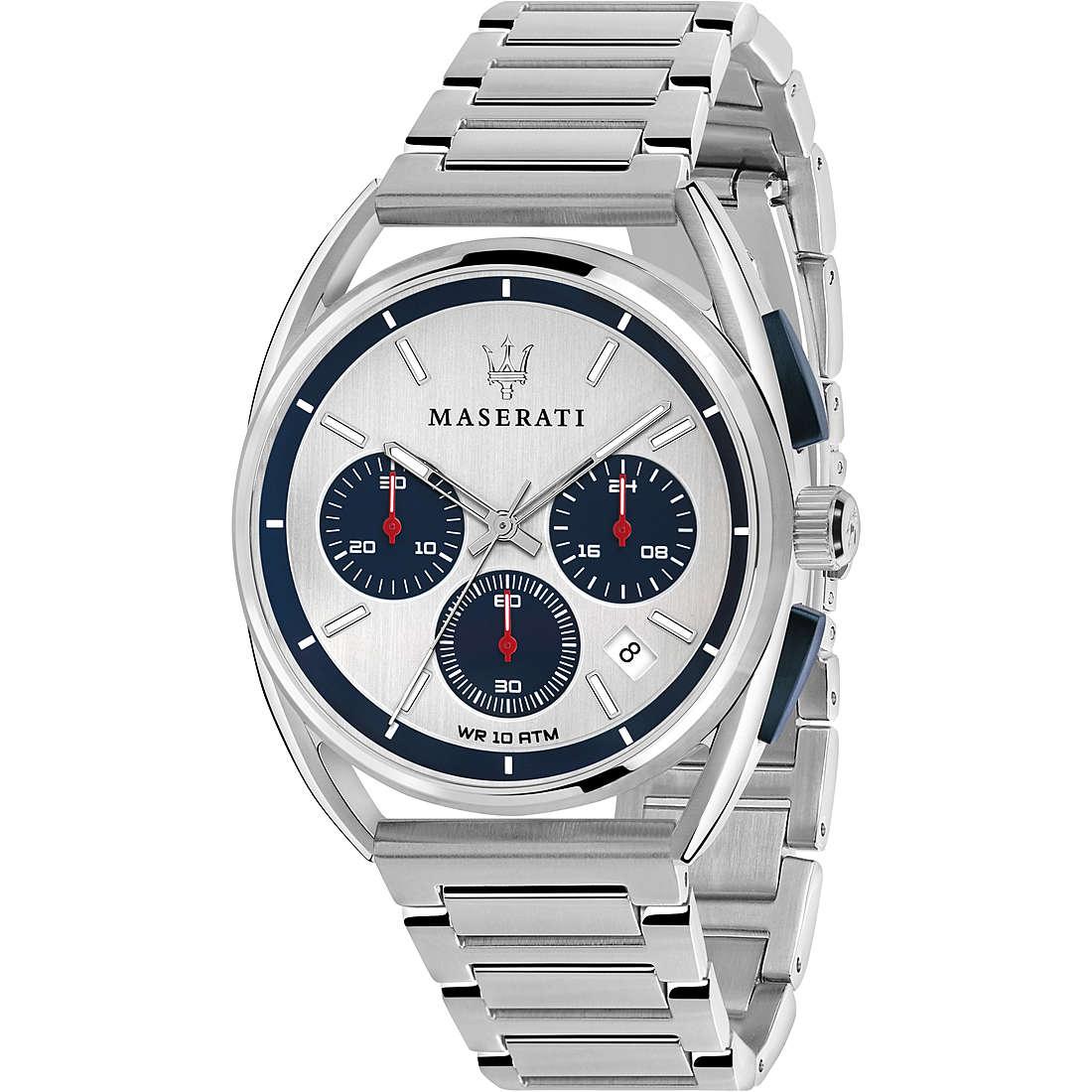economico per lo sconto 05e44 31256 Orologio Maserati uomo Trimano R8873632001