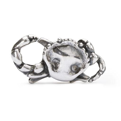 Chiusura bracciale trollbeads TAGLO-00057 in argento granchio