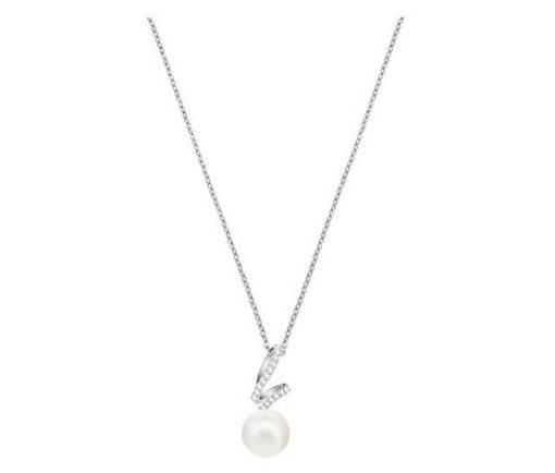 collana perla, collana swarovski, swarovski torino