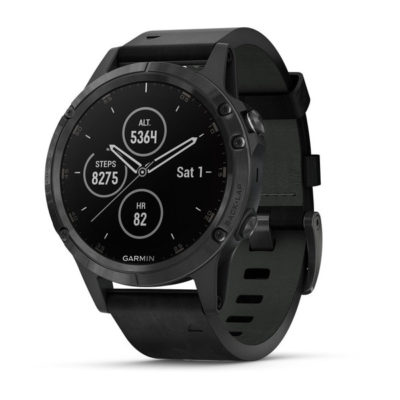 Garmin Fenix 5 plus Susa