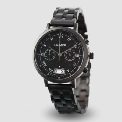 orologi in legno, woodwatch, orologio laimer