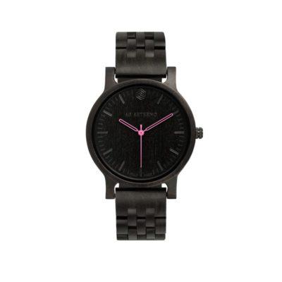 orologio in legno, orologio ab aeterno, woodwatch