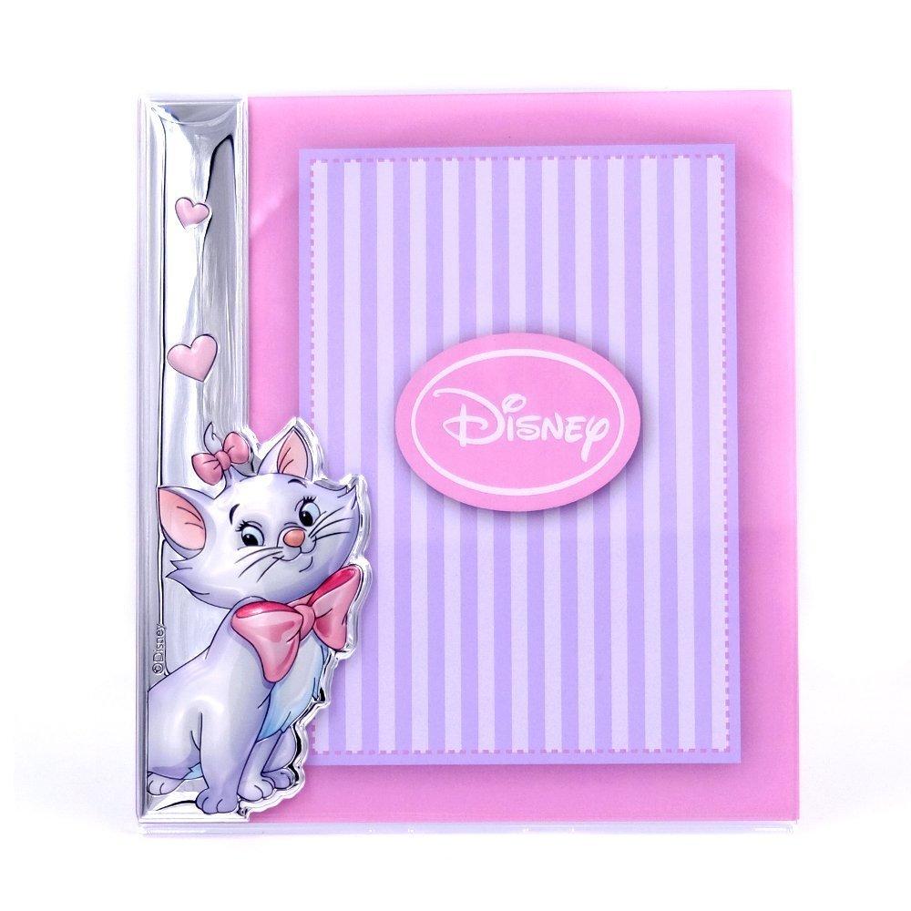 Portafoto Disney rosa con Minou Aristogatti D277-4XRA