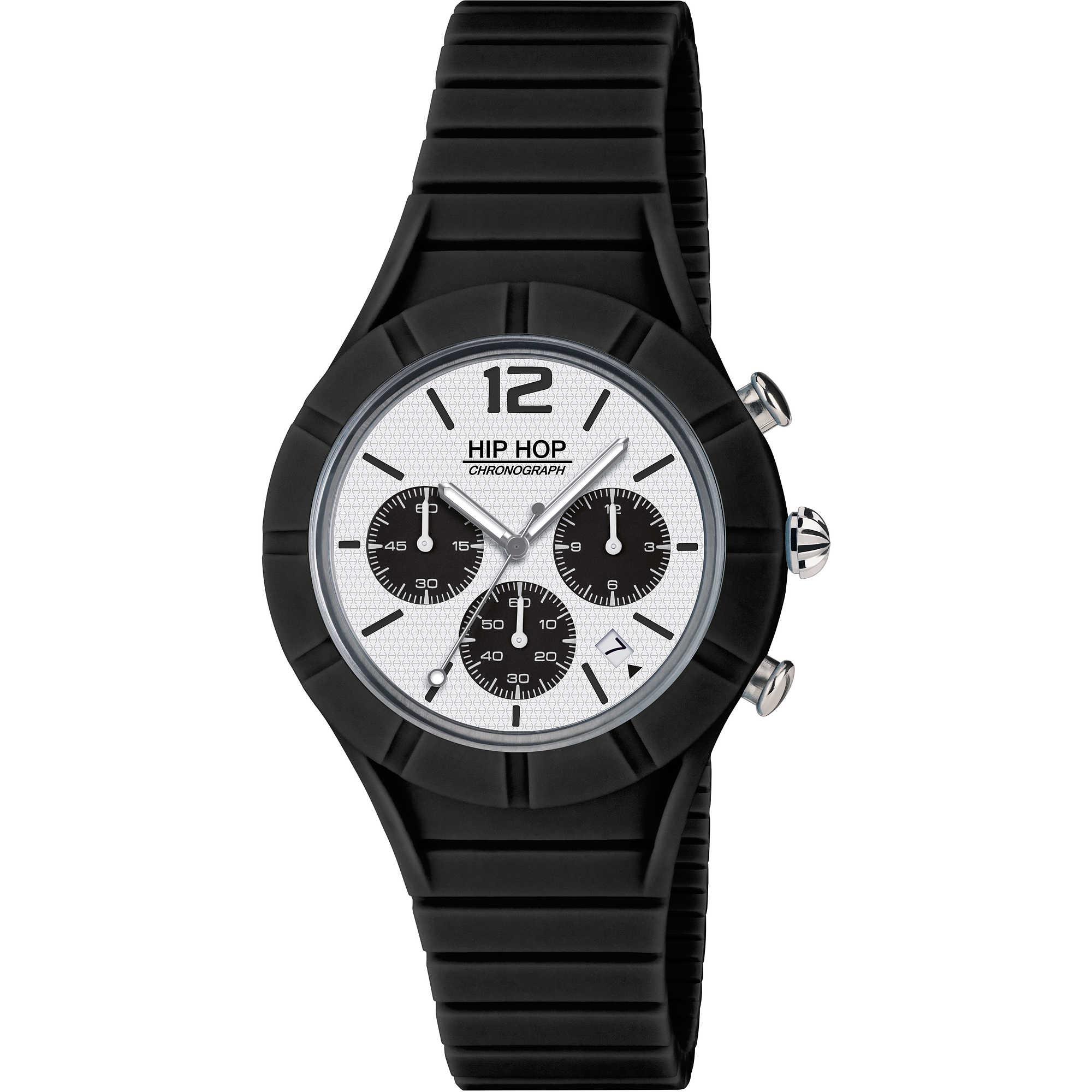 Orologio cronografo Hip Hop X Man blu HWU0656 - in offerta da ... 102cfd02afb