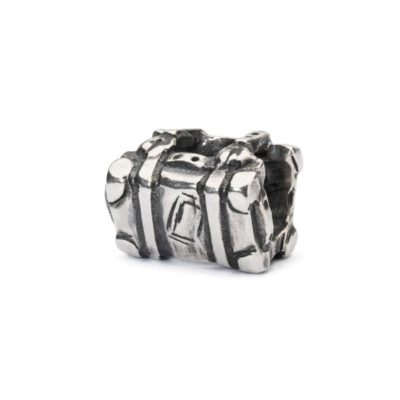 beads trollbeads, bead in argento, aeroplano, Trollbeads susa