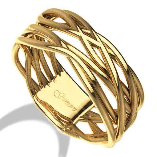 filo della vita, anello oro, anelli torino