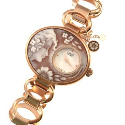 orologio cameo, cameo italiano, orologi donna