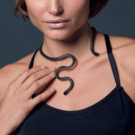 collana breil, bracciale breil, new snake