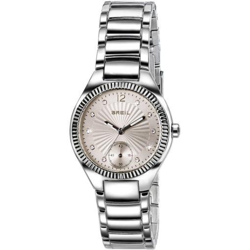 orologio breil, orologio da donna, orologio acciaio