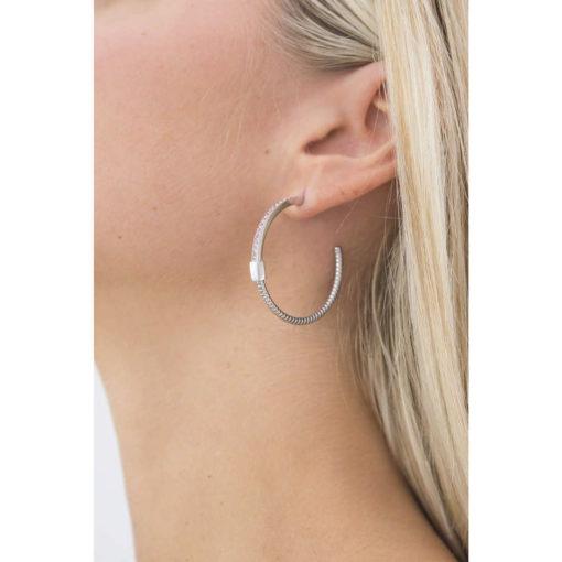 orecchini donna, donna breil, orecchini breil