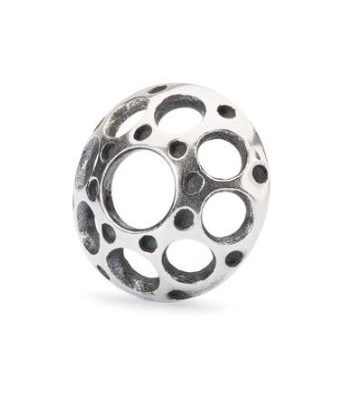 TAGBE-00251Beads argento Trollbeads