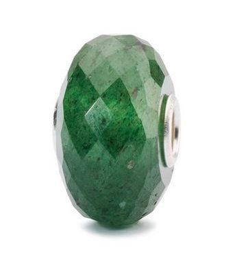 beads pietra preziosa, avventurina, trollbeads torino