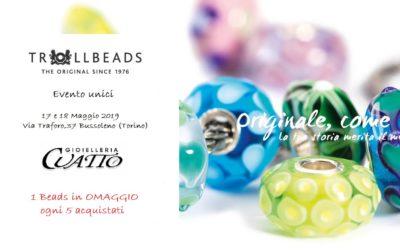 Offerta Trollbeads, evento speciale dei beads unici!