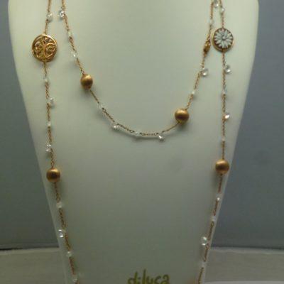 collana donna, donna argento, cameo in argento