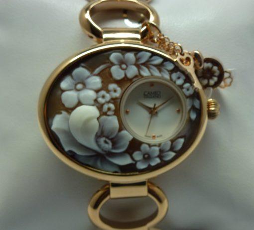 orologio donna cameo italiano, orologio donna con cameo torino,orologio con charme,orologio donna elegante