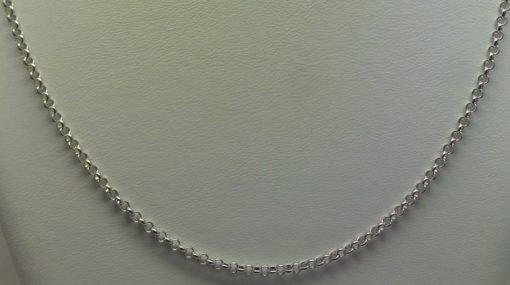 collana in argento, collana susa
