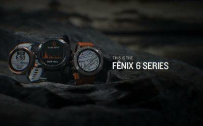 Nuovi Garmin Fenix 6X, 6, 6S: recensione dei modelli e sconto lancio