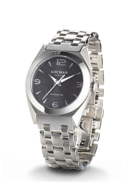 orologio locman nuovo stealth lady acciaio e titanio offerta da cuatto