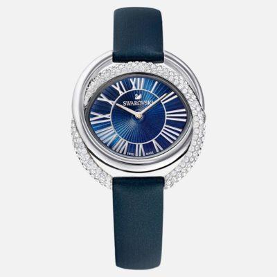 orologio donna Swarovski in offerta da cuatto,Orologio pelle donna swarovski offerta provincia di torino,Orologio swarovski duo