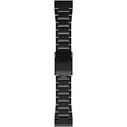 cinturino garmin quickfit 26 titanio carbon gray. cinturino titanio carbon gray garmin,cinturini originali garmin offerta da cuatto