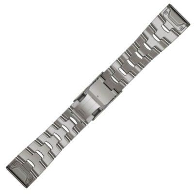 citurino garmin quickfit 26 mm titanio, citurino titanio garmin per Fenix 6x,cinturino garmin offerta cuatto,cinturini garmin originali offerta da cuatto