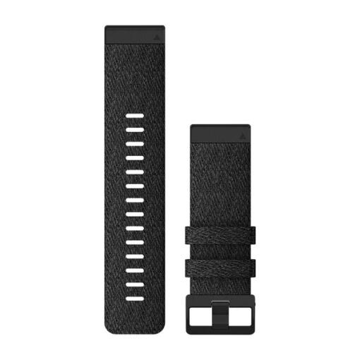 cinturino garmin 26 mm nylon nero, garmin quickfit 26mm nuovo nylon nero offerta provincia di torino